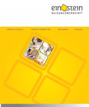 ein.stein Schulungsunterlagen: Adobe Acrobat XI - PDF-Dokumente erstellen und publizieren